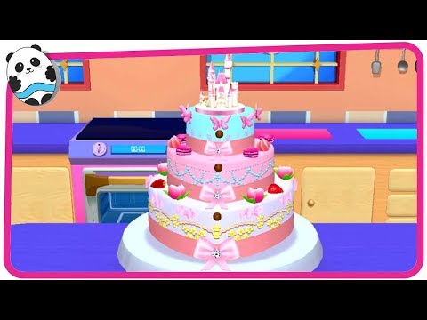 My Bakery Empire - Bake, Decorate & Serve Cakes Part 5 - Fun Cooking Games For Kids And Children