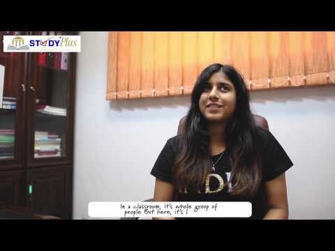 Student Testimonial@Studyplus Qatar