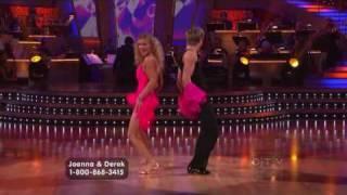 Joanna Krupa & Derek Hough Dwts Wk 9 - Salsa (hq)