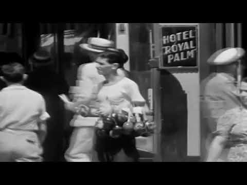 Havana, Cuba In The 1930's - Rusty's Time Machine: Episode 50
