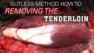 The Gutless Method: Removing the Tenderloin