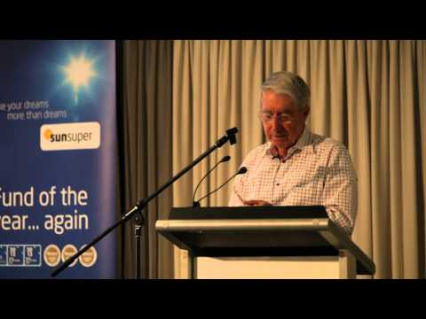 Noel Whittaker's 20 Commandments to Wealth - Sunsuper - Noosa Chamber of Commerce and Industry