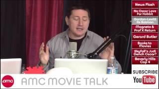 AMC Movie Talk Ep 26 - Hobbit Oscar Chances, New Batman