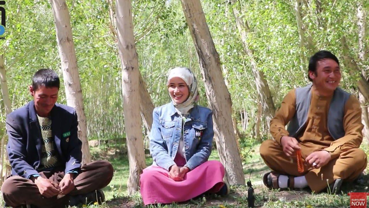 دوبیتی هزارگی - از دل عاشق میخواند هر دو جوان بامیانی