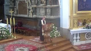 Misje parafialne - nauka dla wdów i wdowców, 13 września 2017, godz. 13.00
