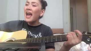 Кима Ельтаева - Девушка которая поет (cover Гости из будущего)