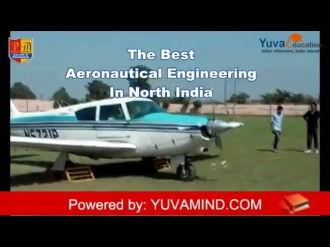 Best Aeronautical engineering college in Inida