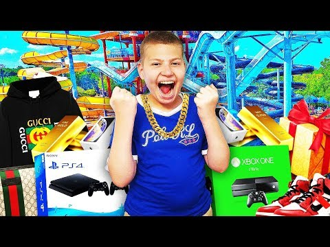JAYDEN'S AMAZING 13TH BIRTHDAY VLOG!!! HE IS FINALLY A TEENAGER **HES ALREADY ACTING DIFFERENT LOL**