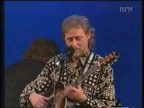 Gitarkameratene- Halvdan Sivertsen- Kjerringøy