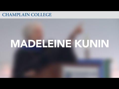 Madeline Kunin