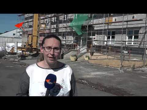 Bytový dům v bývalých kasárnách prochází rekonstrukcí