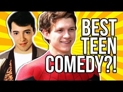 Is SPIDER-MAN: Homecoming the Teen Comedy You Always Wanted?
