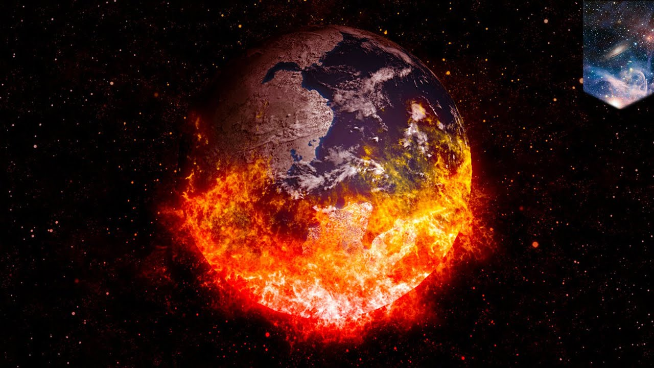 End of the world: Astronomers say giant sun will destroy ...  End of the worl...