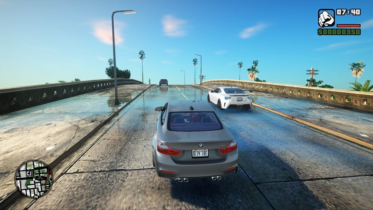 Overwhelm With GTA: San Andreas Remake-Who needs GTA 6 anymore?