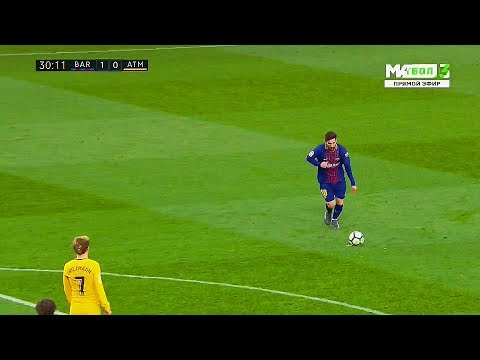 2018 Player of the Year ● 13 Messi Class Goals of Calendar Year ||HD||