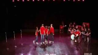 Glee   Don't stop believe legendado