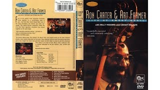 Ron Carter & Art Farmer (with Billy Higgins & Cedar Walton) - Live At Sweet Basil 1990