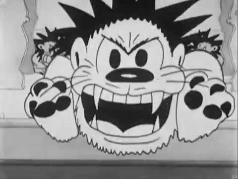 Какой первый мультфильм уолта диснея