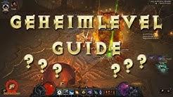 Diablo 3 - Geheimlevel Guide | Reich der Schätze | Kuhlevel | Hirtenstab | Ponylevel | Deutsch