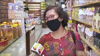 【冠状病毒19】本地约100中药行重开 店家提醒顾客保持距离