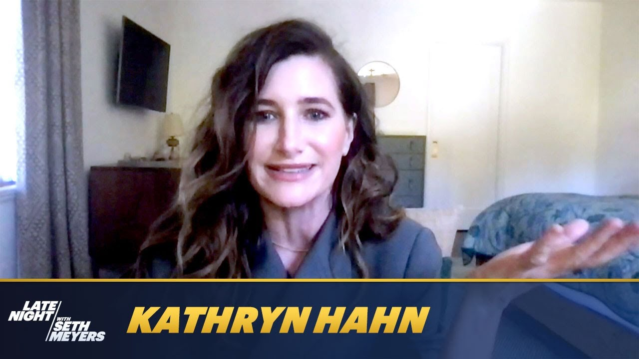 """Download Kathryn Hahn Reacts to WandaVision's """"Agatha All Along"""" Topping the iTunes Charts"""