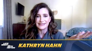 "Kathryn Hahn Reacts to WandaVision's ""Agatha All Along"" Topping the iTunes Charts"