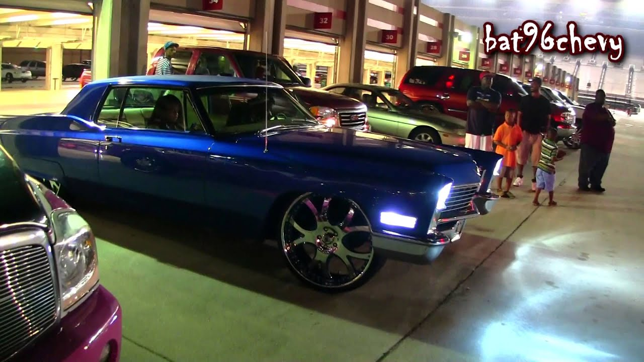 Candy Blue 1967 Cadillac Coupe Deville On 26 Quot Asantis