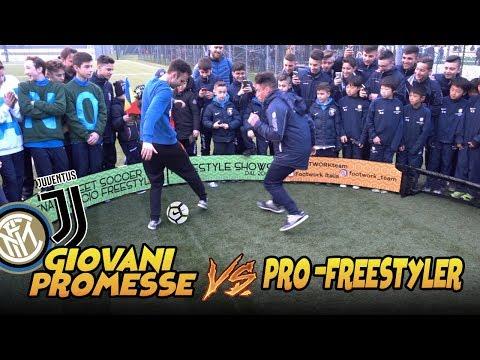 GIOVANI PROMESSE vs FOOTWORK ITALIA |  Milano Football Festival