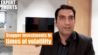 #MintExpertShorts: Stagger investments in times of volatility