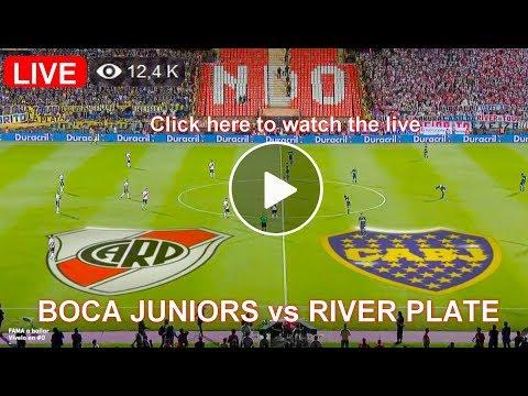 Watch Live Boca Juniors Vs River Plate Live Streaming Hd Copa Libertadores Final