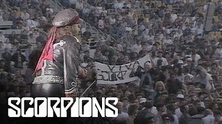 Scorpions - Blackout (Moscow Music Peace Festival 1989)