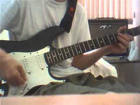 Arch Enemy - I am legend / Out for blood (Guitar Cover)
