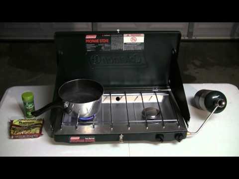 propane oven hook up