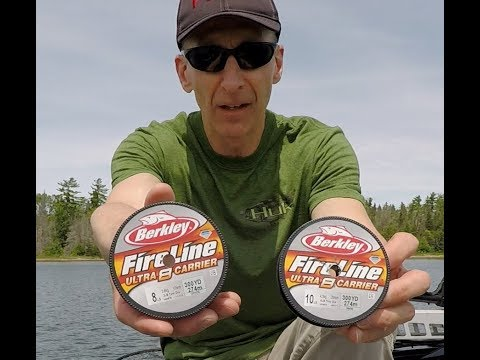 Berkley Fireline Ultra 8 Review