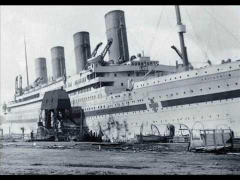 Her Majesty's hospital ship BRITANNIC