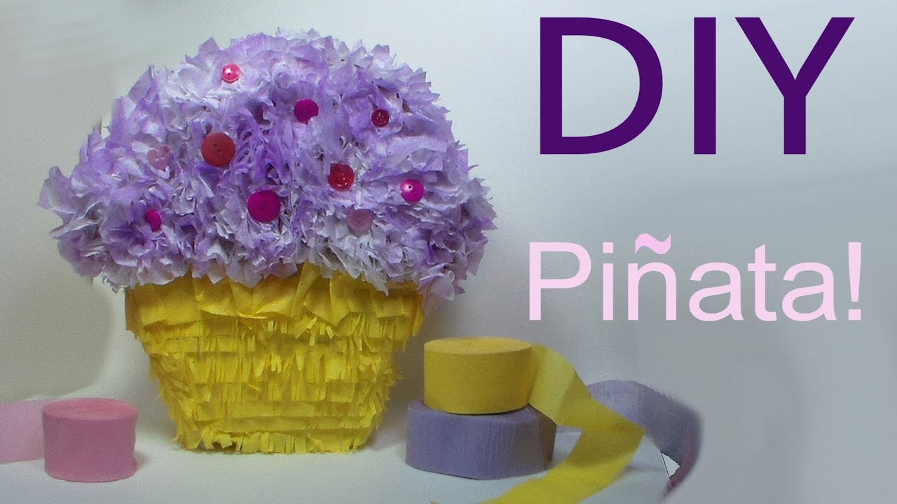 How To Make A Pinata Cake