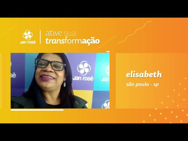Ative sua Transformação - Elisabeth