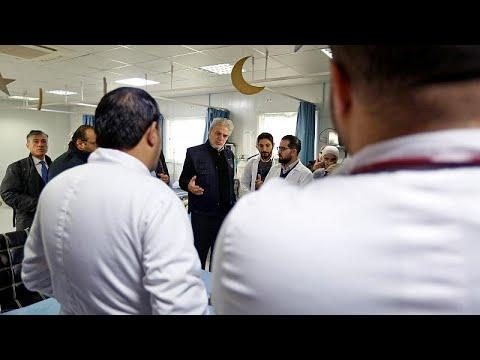 """""""Ajudar os refugiados sírios é um dever moral da Europa"""""""