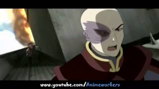 Avatar Aang vs Fire Nation