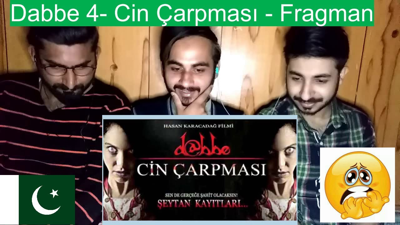 Download Pakistani Reaction On Dabbe 4: Cin Çarpması - Fragman || Turkish Horror Movie || PAK Review's