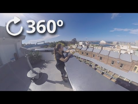 360° Hostel Tour - Sydney Harbour YHA