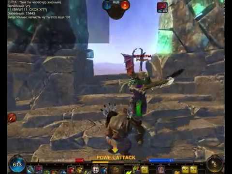 видео: panzar (Панзар) берсерк 30 лвл на Храм Песчаных Бурь