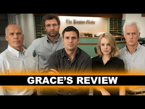 Spotlight Movie Review – Beyond The Trailer