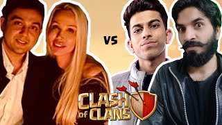 Download SUMIT 007 vs DR MUJTABA & STEPHANIE ft. @PAPA Mogambo. CK @Mr&Mrs Mujtaba Clash of clans - COC