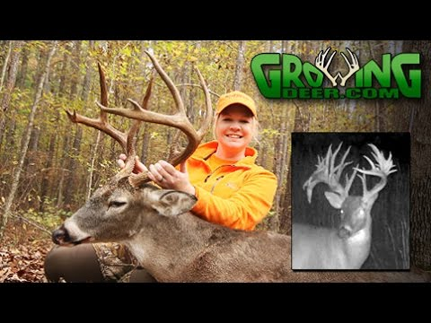 Deer Hunting: Perfect Strategy for Tagging a Big Buck (#368) @GrowingDeer.tv