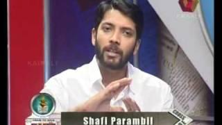 Shafi Parambil against SFI  ___iycksd___