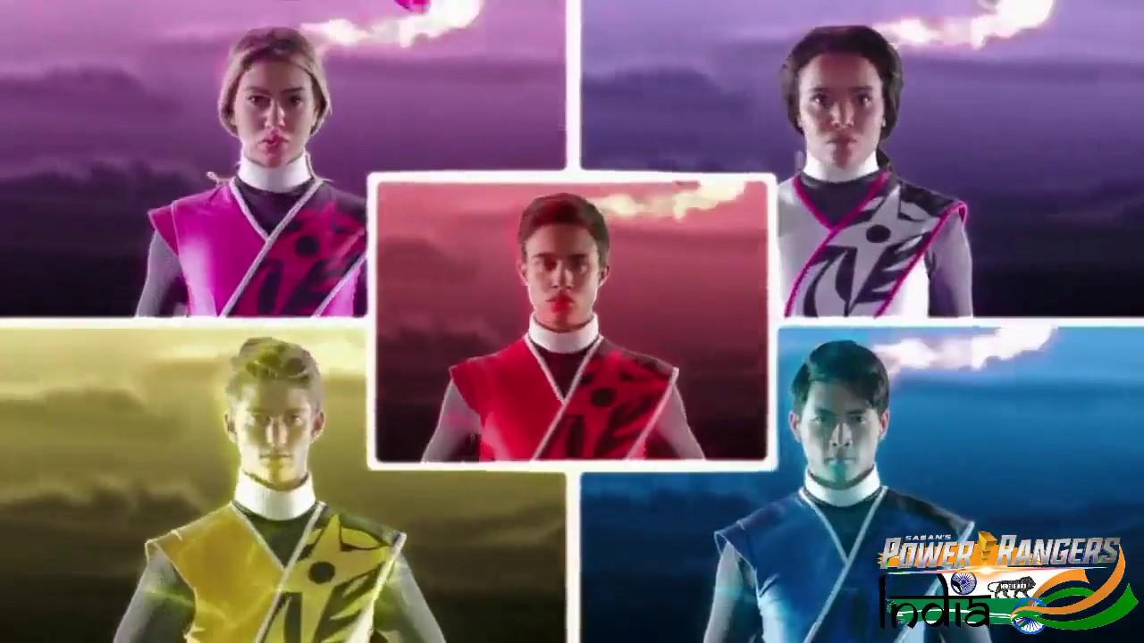 power rangers ninja steel gold rush full episode