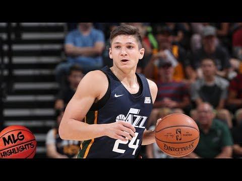 Utah Jazz vs San Antonio Spurs Full Game Highlights / July 2 / 2018 NBA Summer League