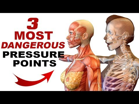 3 MOST EFFECTIVE Pressure Points Against Larger Attackers