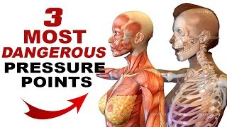 3 Most DANGEROUS Pressure Points for Self Defense
